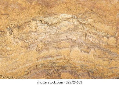 Cutting layer of rock and soil