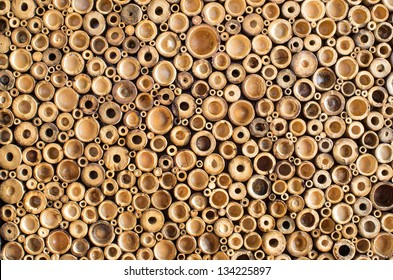Cutting wood background for decorate