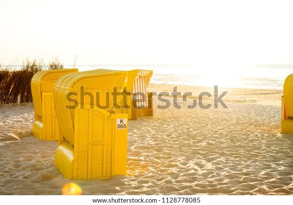 Cuxhaven, Duhnen, Döse, Germany