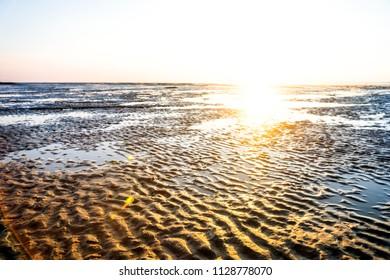 Cuxhaven, watts, Germany