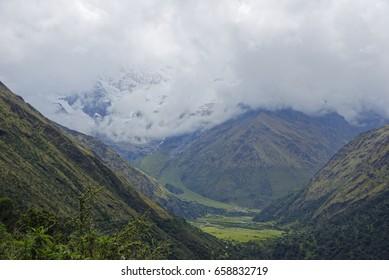 Cuzco Region Peru