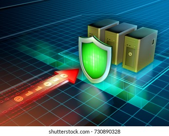Cyber attack protection
