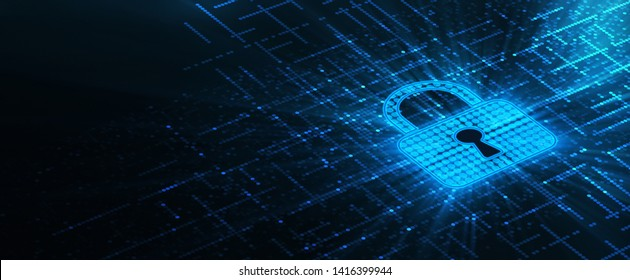 Cyber Security Data Protection Business Privacy concept