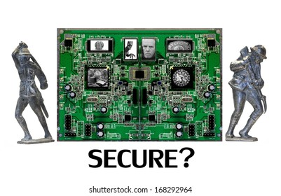Cyber Security are YOU Secure Online?