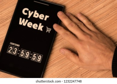 Cyber Week ... countdown ...