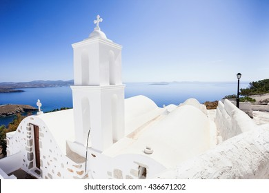 Cycladic architecture, Astypalaia island, Dodecanese, Greece