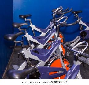 Cycle exercise bikes