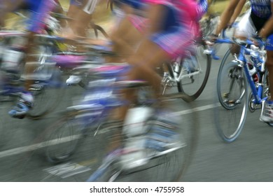 Cycle race, Cycle Tour to Spain