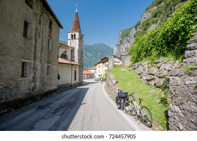 Cycle touring in Italy, Via Claudia Augusta