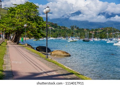 Cycle Track in Ilhabela