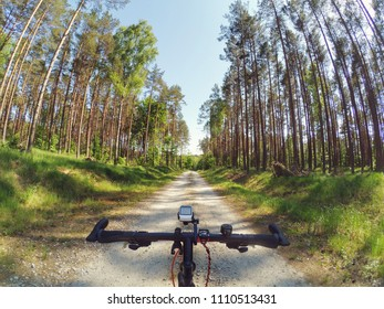 Cycling around the Poland