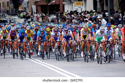 Cycling - Le Tour de Langkawi is an annual International cycling race which is held in Malaysia.