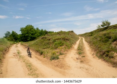 cycling on the iron curtain trail - Serbia at the border with Romania