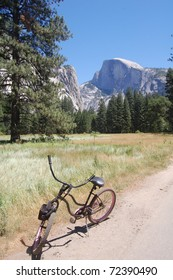 cycling in yosemite national park