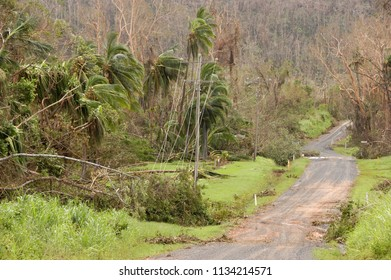 Cyclone Damage Weather