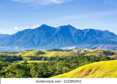 Cyclop Hill of Sentani Jayapura