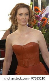 CYNTHIA NIXON at the 55th Annual Primetime Emmy Awards in Los Angeles. Sept 21, 2003  Paul Smith / Featureflash