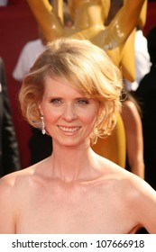 Cynthia Nixon at the 60th Annual Primetime Emmy Awards Red Carpet. Nokia Theater, Los Angeles, CA. 09-21-08 at the 60th Annual Primetime Emmy Awards Red Carpet. Nokia Theater, Los Angeles, CA. 9-21-08