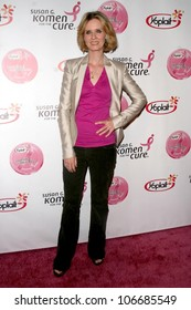 Cynthia Nixon  at the concert to promote the 10th Anniversary of Yoplait's Save Lids To Save Lives Program. The Wiltern Theatre, Los Angeles, CA. 10-10-08