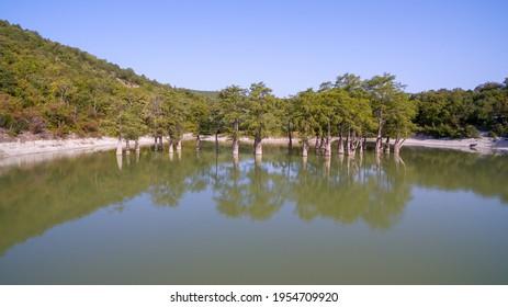 Cypress Lake Sukko. Anapa. Russia