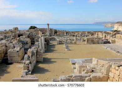 Cyprus, Kurion Archaeological park