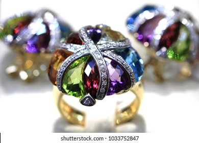 czech color jewel as nice luxury background