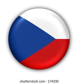 Czech Flag Button