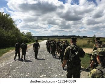 Czech millitary march