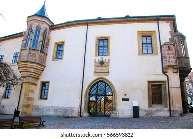 Czech Museum of Silver and medieval silver mine. Hradek, Kutna hora
