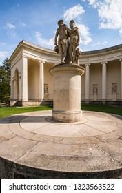 Lednicko-Valtický areál, Czech Republic - Shutterstock ID 1323563522