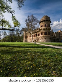 Lednicko-Valtický areál, Czech Republic - Shutterstock ID 1323563555