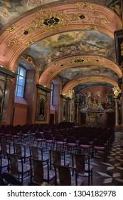 Czech Republic, Prague 06,01,2016  Klementinum, Prague, Czech Republic