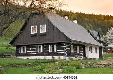 Czech weekend cottage