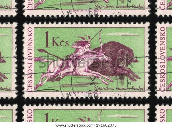 czechoslovakia-circa-1966-stamp-printed-