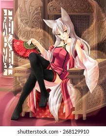 Da Ji, Fox Spirit