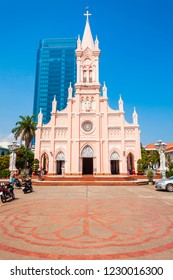 Da Nang Cathedral is a catholic church in Danang city in Vietnam