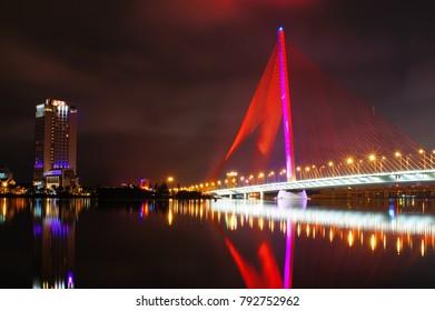 Da Nang, Vietnam: Beautiful Da Nang city.