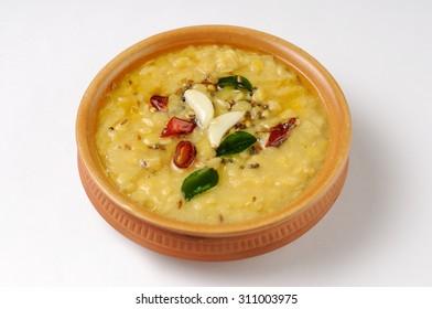 Daal Curry - traditional Indian food,Daal Curry, daal tadka,
