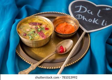 Daal Dhokli Gujarati Main Course