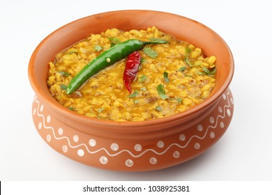 daal fry in a bowl