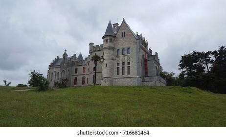 Château d'Abbadie, Hendaye, France