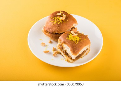 Dabeli is a hot favourite street food option in India's western shores. This sweet and savoury snack originated in gujrat, India