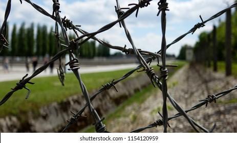 Dachau Camp in Germany