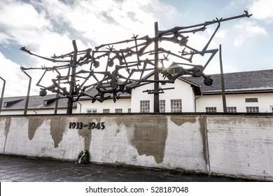 Dachau Concentration Camp - memorial