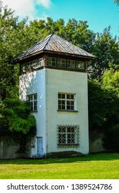 Dachau concentration camp outside Munich, Germany