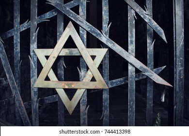 Dachau Star of David