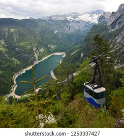 Dachstein Cable car in Austria