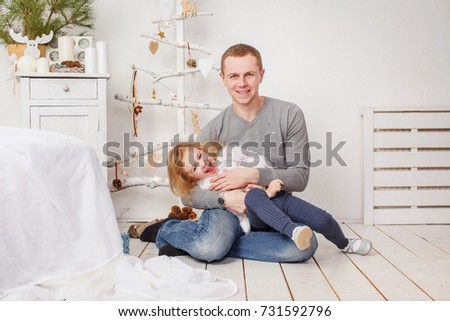 Family Therapy Daughter Father