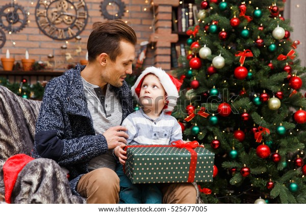 Dad Son Gifts Stock Photo (Edit Now) 525677005