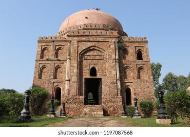 The Dadi an Poti Tomb.